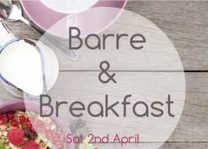 Geelong Barre and Breakfast class